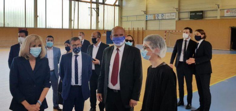 Brigitte Macron'dan Bağış Yapan Türk Derneğine Teşekkür Ziyareti