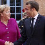 Macron ve Merkel'den AB'ye 500 Milyarlık Yeni Yardım Planı