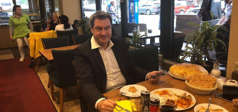 Markus Söder: Kriz, Bavyera için fırsat olmalı