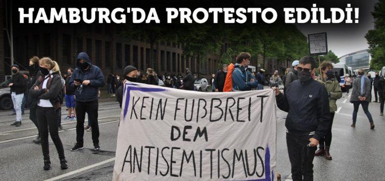 Korona karşıtı gösteriler Almanya`da yaygınlaşıyor