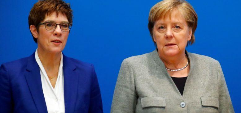 Thomas Kleine-Brockhoff: Trump Merkel'i düşmanı olarak görüyor