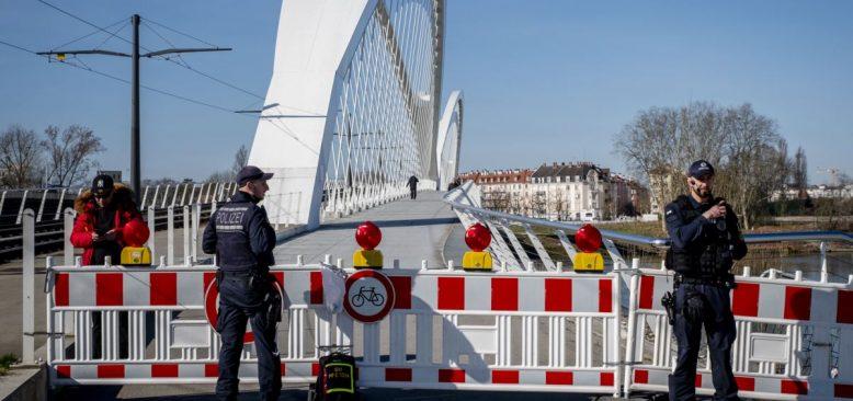 Almanya'nın Komşularıyla Sınırı Tamamen Açılıyor