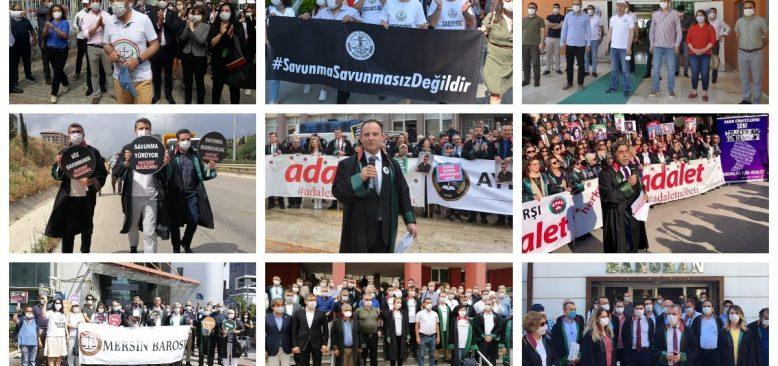Barolar Ankara'ya yürüyor