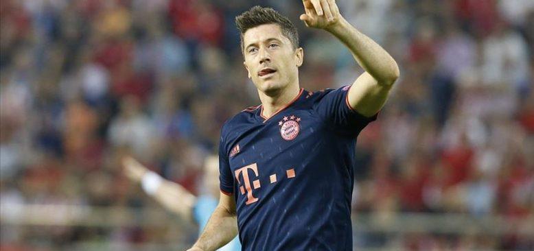 Bayern Münih deplasmanda rekorlarla kazandı