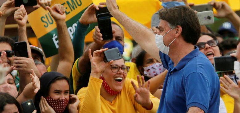 Bolsonaro'dan Brezilya'nın WHO Üyeliğini İptal Etme Tehdidi