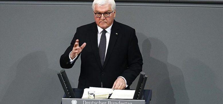 Steinmeier: Demokrasimizin kalbine yönelik bir saldırı