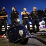 Fransa'da Polis Hükümete Karşı Ayaklandı