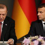 """Fransa Türkiye'yi """"Akdeniz'de Saldırganlıkla"""" Suçladı"""