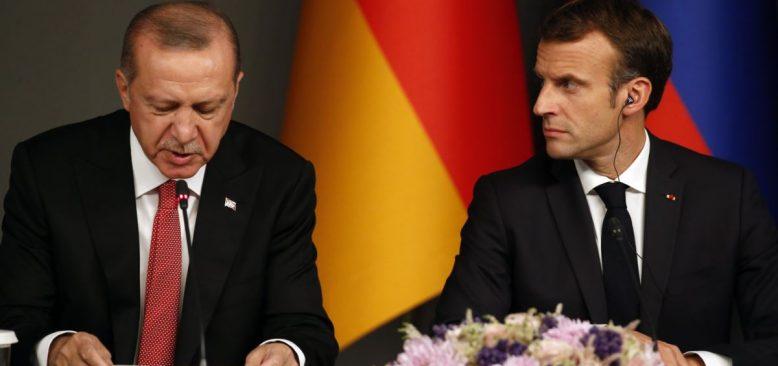 Macron'un Türkçe Tweet'ine Erdoğan'dan Diyalog Yanıtı