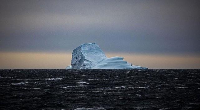 Güney Kutbu'nda endişelendiren sıcaklık artışı