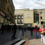 Glasgow'da Bıçaklı Saldırı