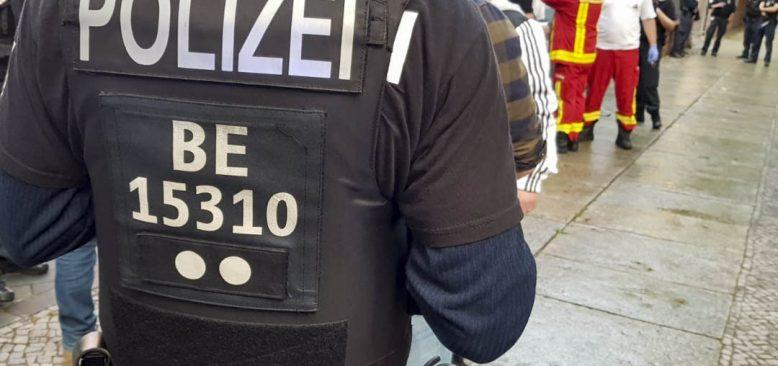 Berlin'de Türk kökenli Avukata polis şiddeti