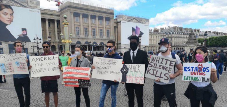 Irkçılık Karşıtı Protestolar Dünya Geneline Yayıldı