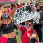 """Londra'daki Protestocular: """"Asıl Salgın Ayrımcılık"""""""
