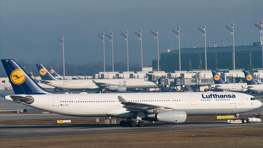 Lufthansa Türkiye uçuşları Temmuz itibariyle tekrar başlıyor