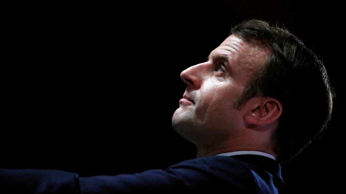 Macron'dan Türkiye'ye Yeniden Libya Eleştirisi
