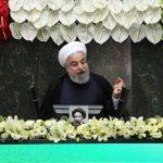 """Ruhani: """"İran'ın En Zorlu Yılı"""""""