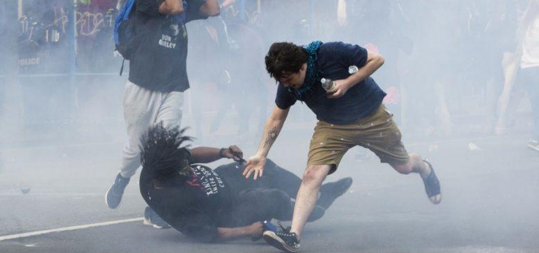 """Uluslararası Af Örgütü: """"Polis Biber Gazını Kötüye Kullanıyor"""""""