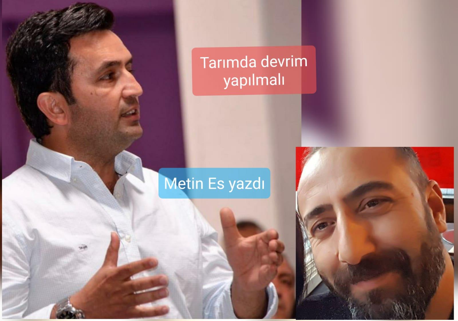 Türkiye`nin geleceği tarımda