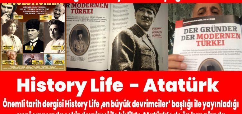 Atatürk`ün Dünya`ya verdiği ayar