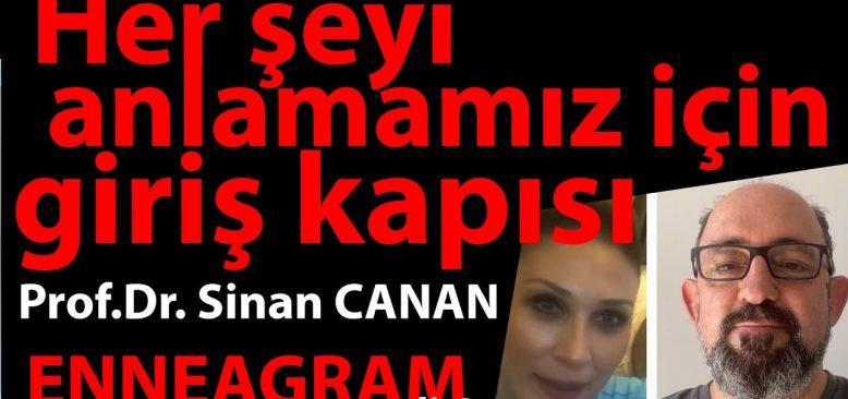 Prof. Dr. Sinan CANAN: İnsanın fabrika ayarları nasıl yapılır?