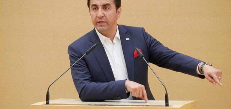 Bavyera Milletvekili Arif Taşdelen'den, Bakana turistlere yardım mektubu