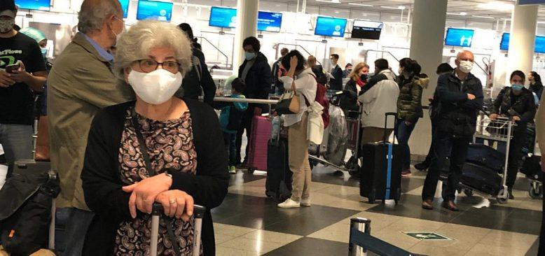 Sorunsuz, Münih'ten İzmir'e uçtular
