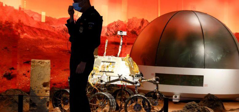 Çin Mars'a İlk Uzay Aracını Gönderdi