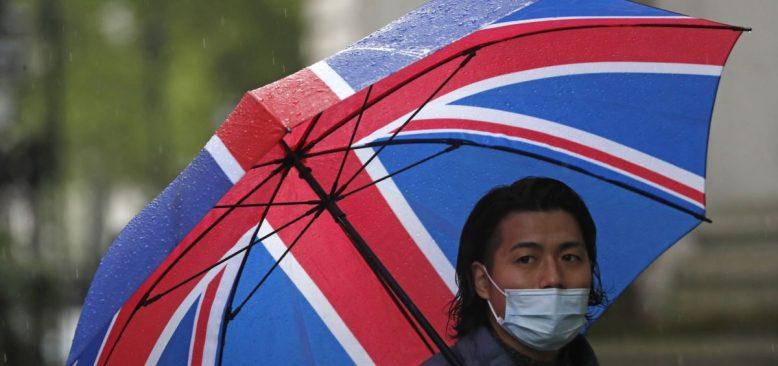 İngiltere'de 3 Ayda 649 Bin Kişi İşsiz Kaldı