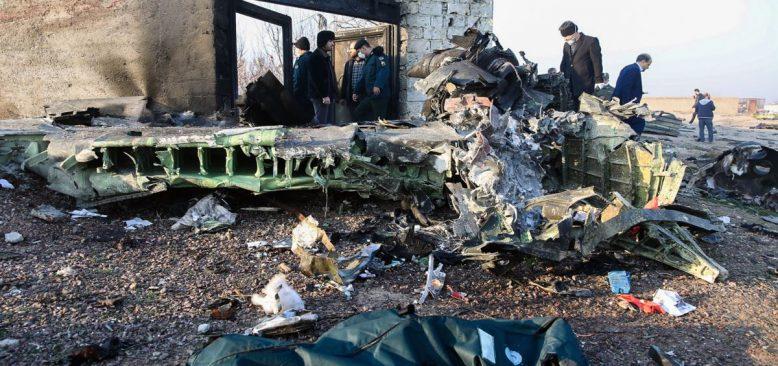 İran'ın Vurduğu Yolcu Uçağının Kara Kutu İncelemesi Yapıldı