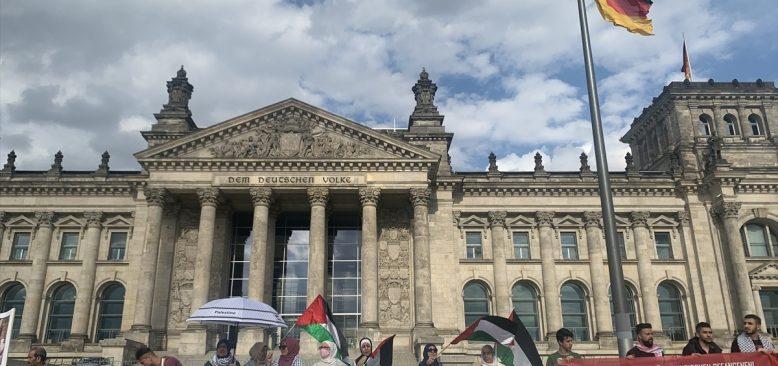 Almanya'da İsrail'in