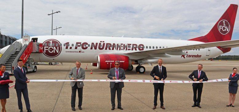 Corendon Hava Yolları Almanya'da sponsorluklarla markalaşacak