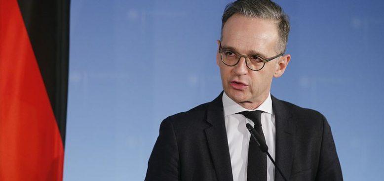 Almanya Dışişleri Bakanı Maas Rusya'nın G7'ye dönmesine karşı