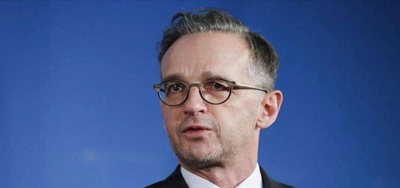 Almanya Dışişleri Bakanı Heiko Maas karantinaya girdi