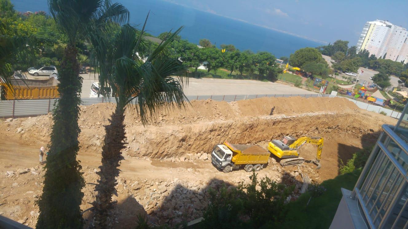Jeoloji mühendislerinden Falezlerde inşaat ve kazı uyarısı