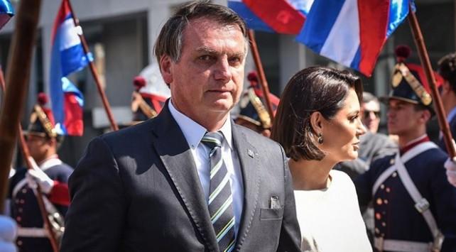 Brezilya Devlet Başkanı Covid-19'a yakalandı