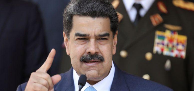 """Maduro'dan Trump İçin """"Vahşi Batı Kovboyu"""" Benzetmesi"""