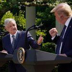 Meksika Liderinden Trump'la Görüşmesinde Olumlu Mesajlar