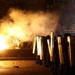 Sırbistan'da Corona Virüsü Salgını Karantinası Protestoları Sürüyor