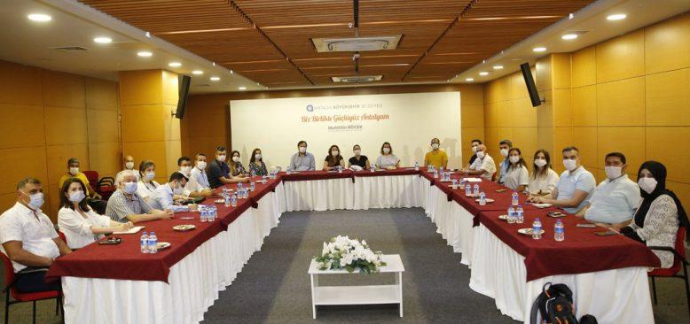 Antalya'da Sürdürülebilir Enerji Eylem ve İklim Uyum Planı hazırlanacak