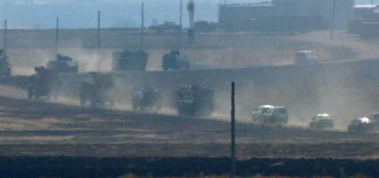 Suriye'de Türk-Rus Ortak Devriyesine Bombalı Saldırı