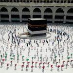 Suudi Hacı Adaylarına Corona Önlemleri
