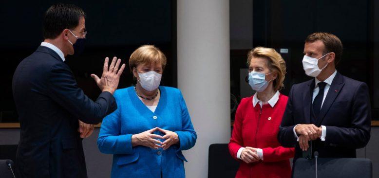 Tıkanıklığı Aşamayan AB Liderleri Yeni Ekonomik Planı Görüşüyor