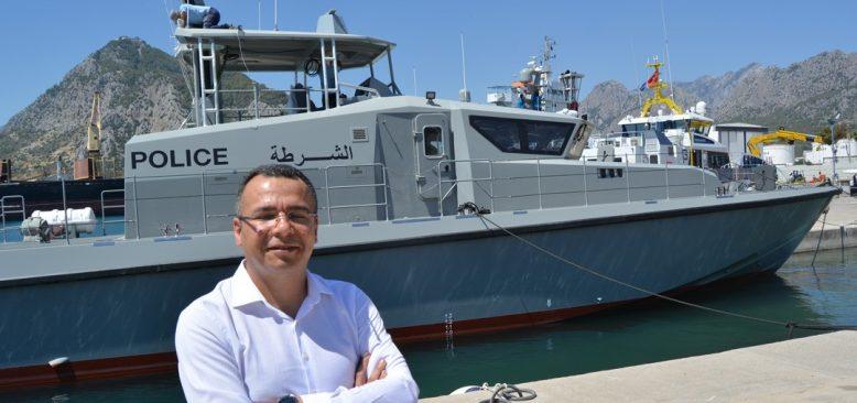 Ares Yatçılık Umman ordusu için 60 milyon dolarlık Sahil Güvenlik botu yapacak