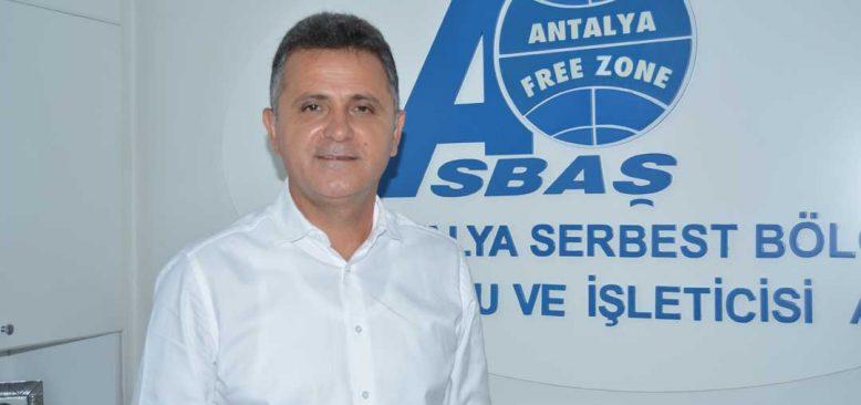 Koronavirüs Antalya Serbest Bölgesi'ne yaradı