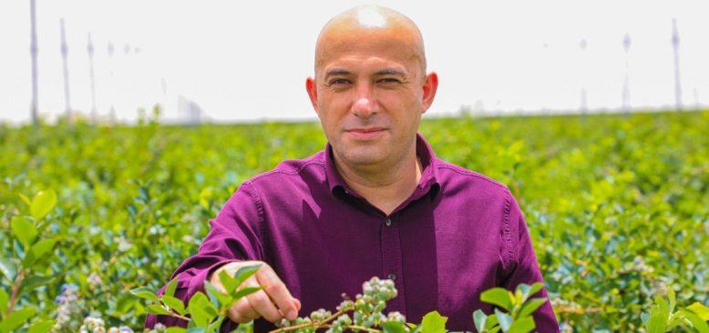 Antalya organik tarımın da merkezi