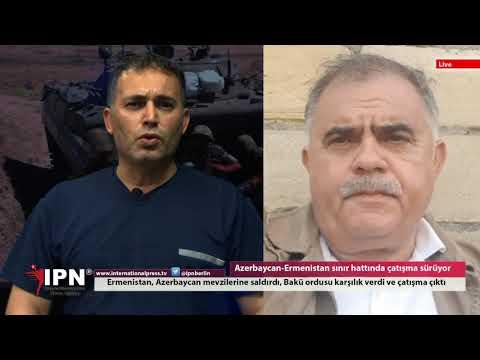 Azerbaycan - Ermenistan Sınırında Sıcak Çatışma son dakika haberleri
