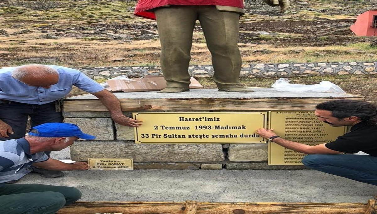 Hasret Gültekin Heykelinin kaldırılmasına eşinden tepki