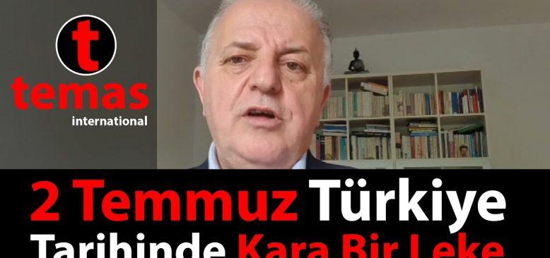 Madımak Türkiye tarihinde kara bir leke
