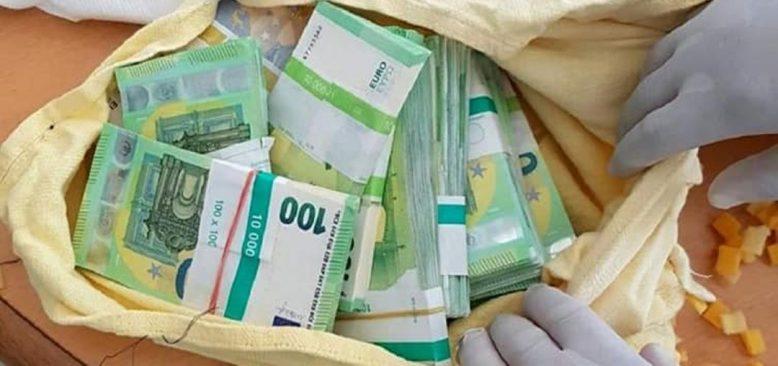 Avrupa`da para trafiği Sırp Gümrüğüne takılıyor